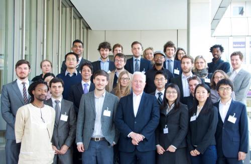 First Berlin Forum on Global Politics