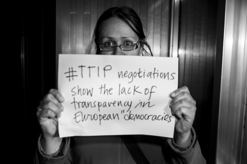 TTIP negotiations show the lack of transparency in European